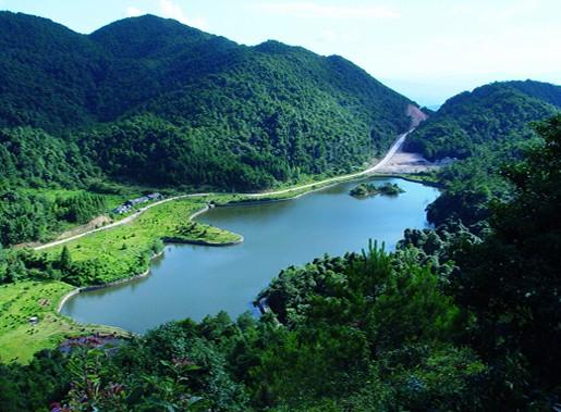 东江源三百山旅游风景区